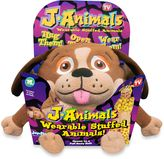 Bed Bath & Beyond J-AnimalsTM Dog Medium Wearable Stuffed Animal