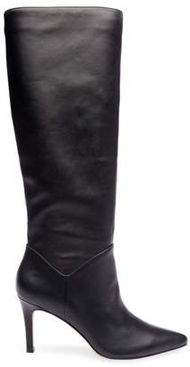 Steve Madden Stevemadden KINGA BLACK LEATHER
