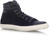 Polo Ralph Lauren Geffron Tc Hi Top In Navy