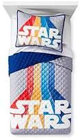 Star Wars Logo Quilt Set Logo Quilt Set (Full/Queen)
