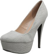 Qupid Women's Penelope-01 Dress Pump