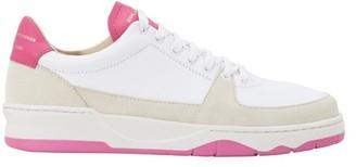 Zespà Nappa leather sneakers