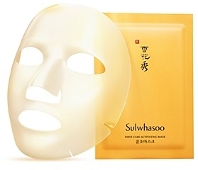 Sulwhasoo First Care Activating Masks, Set of 5