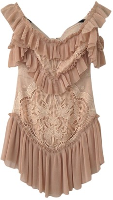 Alice McCall Pink Polyester Dresses