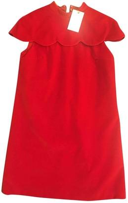 DANIELE CARLOTTA Red Dress for Women