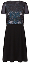 Fenn Wright Manson Petite Capricorn Dress, Black