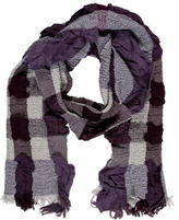 Burberry Multicolor Nova Check Scarf
