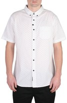 Imperial Motion Men's Winston Dot Print Woven Shirt