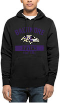 '47 Men's Baltimore Ravens Gym Issued Hoodie