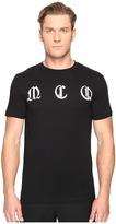 McQ by Alexander McQueen Logo Short Sleeve Crew T-Shirt Men's T Shirt