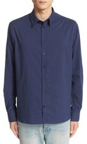 Norse Projects Men's 'Hans' Double Layer Cotton Shirt