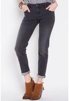 BONOBO Jeans femme slim 7/8 coton bio