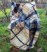 "Tache Tartan Plaid Super Soft Warm Winter Cabin Throw Blanket 50""x60"""