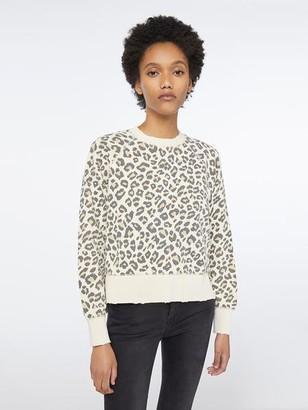 Frame Animal Print Sweatshirt