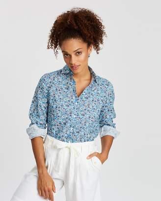 Sportscraft Kaylie Liberty Linen Shirt