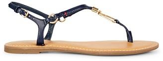 Tommy Hilfiger Leuca Toe-Thong Sandals
