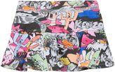 Kenzo Baby Girls Cartoon Print Skirt