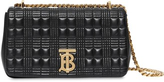 Burberry Small Lola Quilted Leather Bag