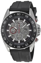 Michael Kors MK9013 Stainless Steel & Silicone 45mm Mens Watch