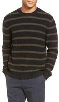 Vince Textured Stripe Sweater