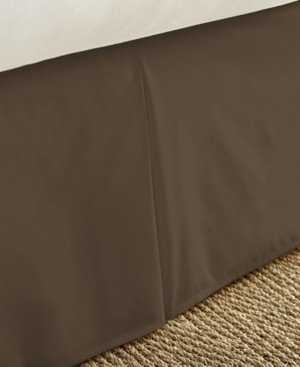 IENJOY HOME Brilliant Bedskirts by The Home Collection, Twin Xl Bedding