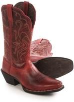 "Ariat Legend 11"" Cowboy Boots - Square Toe (For Women)"
