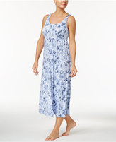 Alfani Peony-Print Nightgown, Created for Macy's