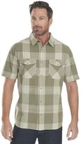 Woolrich Men's Modern-Fit Button-Down Shirt