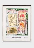 Paul Smith Jean-Michel Basquiat - Untitled - Framed Poster