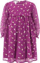 Monsoon Baby Pippa Foil Dress