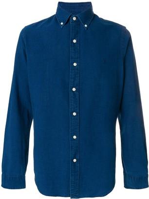 Ralph Lauren denim buttondown shirt