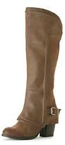 "Fergalicious Tyra"" Knee High Cuff Boots"