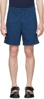 Marni Blue Denim Shorts