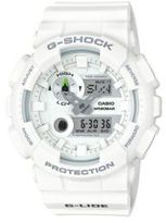 G-Shock Solid Resin Ana-Digi Strap Watch