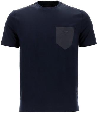 Prada Pocket Motif T-Shirt