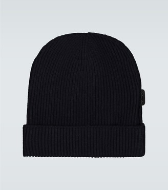 Tom Ford Ribbed cashmere hat