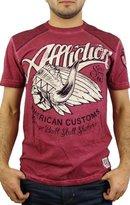 Affliction Skull Shaker Short Sleeve T-Shirt M