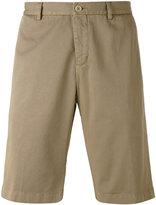 Etro classic chino shorts - men - Cotton/Spandex/Elastane - 48