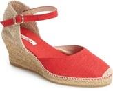 Toni Pons 'Caldes' Linen Wedge Sandal (Women)