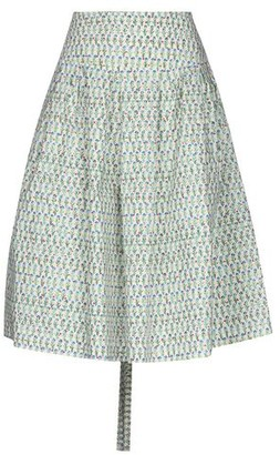ARTHUR ARBESSER Knee length skirt