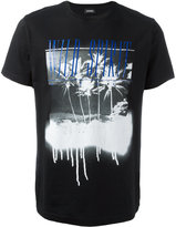 Diesel printed motif T-shirt