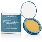 Colorescience Natural Finish Pressed Foundation Broad Spectrum SPF 20 - # Medium Sand - 12g/0.42oz