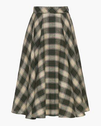 Lena Hoschek Charles High Waisted Circle Skirt