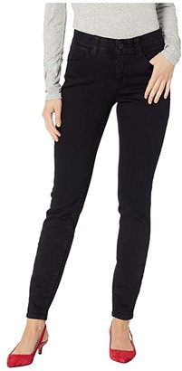 Jag Jeans Coco Skinny Jeans (Black Void) Women's Jeans