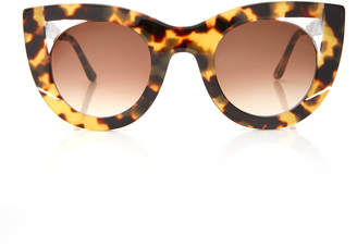 Thierry Lasry Wavvvy Acetate Cat-Eye Sunglasses