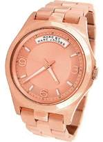 Marc by Marc Jacobs Marc by Marc Women's MBM3184 Rose Gold Stainless-Steel Quartz Watch
