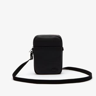 Lacoste Men's Classic Vertical Zip Bag