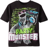 Freeze Little Boys' Sesame Street Party Monster T-Shirt