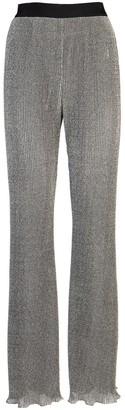 Alberta Ferretti Wide Leg Pants