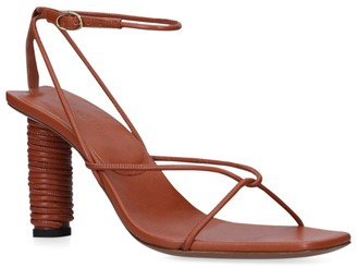 Neous Leather Andromeda Sandals 80